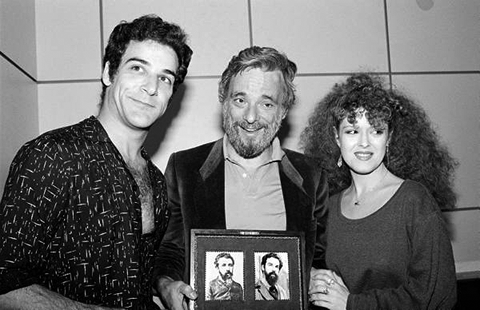sunday_Patinkin, Sondheim and Peters