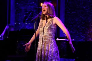 **Katie Welsh, Women in the World of Sondheim, Photo 3 by Michael Hull
