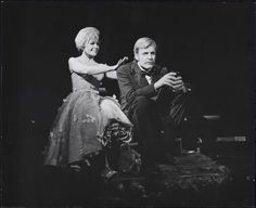 McMartin as Ben Stone with Dorothy Collins as Sally Durant Plummer