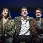 London's MERRILY came to Boston