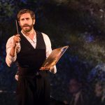 Natural, distinctively human: SUNDAY cast recording with Gyllenhaal