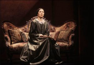 Donna Murphy in Passion. Photo by Joan Marcus